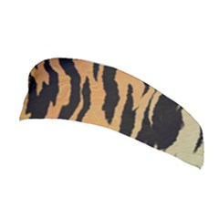 Animal Tiger Seamless Pattern Texture Background Stretchable Headband