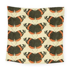 Butterfly Butterflies Insects Square Tapestry (large)