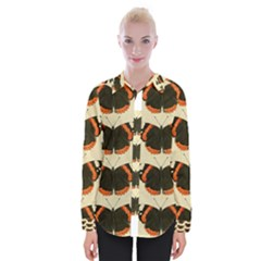 Butterfly Butterflies Insects Womens Long Sleeve Shirt