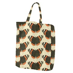 Butterfly Butterflies Insects Giant Grocery Zipper Tote