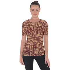 Brain Mass Brain Mass Coils Short Sleeve Top