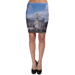 Buckingham Palace Statue Bodycon Skirt by all7sins