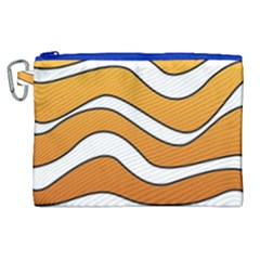 Nemo Canvas Cosmetic Bag (xl) by jumpercat