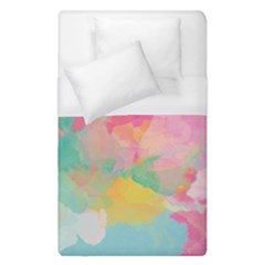 Watercolour Gradient Duvet Cover (single Size) by BangZart