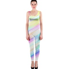 Background Course Abstract Pattern Onepiece Catsuit