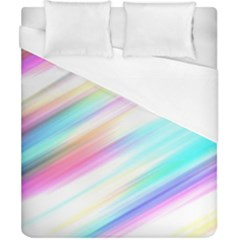 Background Course Abstract Pattern Duvet Cover (california King Size)