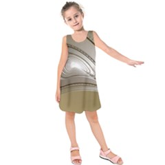 Staircase Berlin Architecture Kids  Sleeveless Dress by BangZart