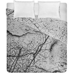 Abstract Background Texture Grey Duvet Cover Double Side (california King Size)