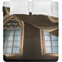 Church Window Church Duvet Cover Double Side (King Size) View1