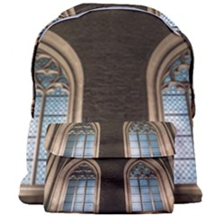 Church Window Church Giant Full Print Backpack