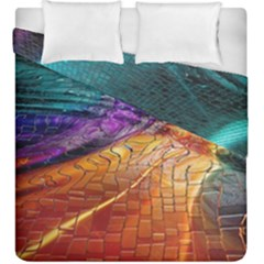Graphics Imagination The Background Duvet Cover Double Side (king Size)