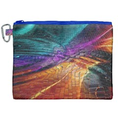 Graphics Imagination The Background Canvas Cosmetic Bag (xxl)