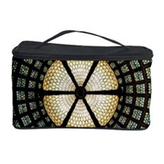 Stained Glass Colorful Glass Cosmetic Storage Case by BangZart