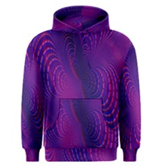 Abstract Fantastic Fractal Gradient Men s Pullover Hoodie