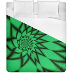 The Fourth Dimension Fractal Duvet Cover (california King Size)
