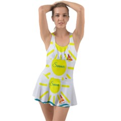 Summer Beach Holiday Holidays Sun Swimsuit