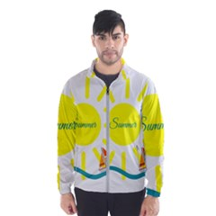 Summer Beach Holiday Holidays Sun Wind Breaker (men)