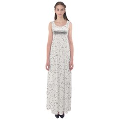Pattern Star Pattern Star Empire Waist Maxi Dress