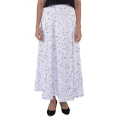 Pattern Star Pattern Star Flared Maxi Skirt by BangZart