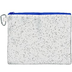 Pattern Star Pattern Star Canvas Cosmetic Bag (xxxl)