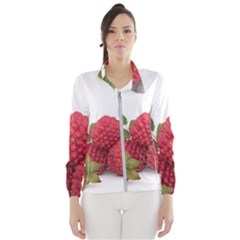 Fruit Healthy Vitamin Vegan Wind Breaker (women)