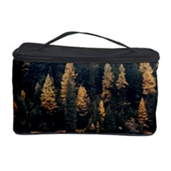 Trees Plants Nature Forests Lake Cosmetic Storage Case by BangZart
