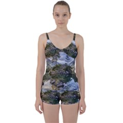 Hintersee Ramsau Berchtesgaden Tie Front Two Piece Tankini