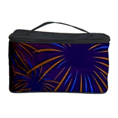 Sylvester New Year S Day Year Party Cosmetic Storage Case
