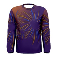 Sylvester New Year S Day Year Party Men s Long Sleeve Tee