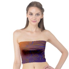 Sylvester New Year S Day Year Party Tube Top