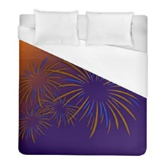 Sylvester New Year S Day Year Party Duvet Cover (full/ Double Size)