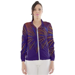 Sylvester New Year S Day Year Party Wind Breaker (women)