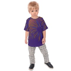 Sylvester New Year S Day Year Party Kids Raglan Tee