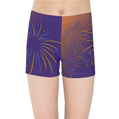 Sylvester New Year S Day Year Party Kids Sports Shorts