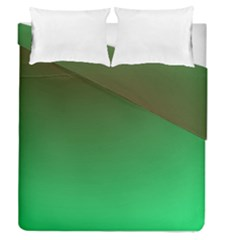 Course Colorful Pattern Abstract Duvet Cover Double Side (queen Size)
