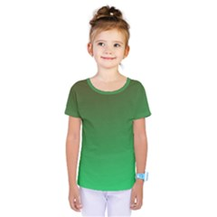 Course Colorful Pattern Abstract Kids  One Piece Tee