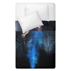 Magical Fantasy Wild Darkness Mist Duvet Cover Double Side (single Size)