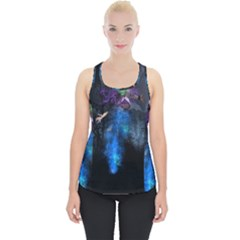 Magical Fantasy Wild Darkness Mist Piece Up Tank Top