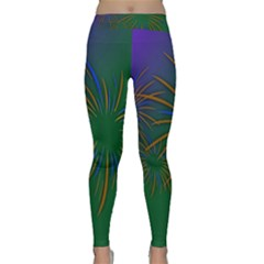 Sylvester New Year S Day Year Party Classic Yoga Leggings