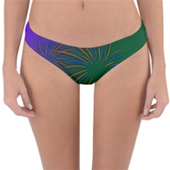 Sylvester New Year S Day Year Party Reversible Hipster Bikini Bottoms