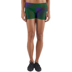 Sylvester New Year S Day Year Party Yoga Shorts