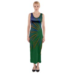 Sylvester New Year S Day Year Party Fitted Maxi Dress