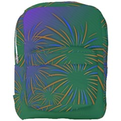 Sylvester New Year S Day Year Party Full Print Backpack
