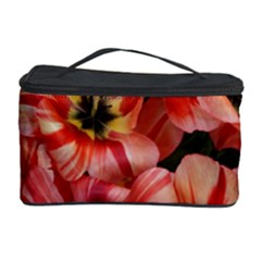 Tulips Flowers Spring Cosmetic Storage Case