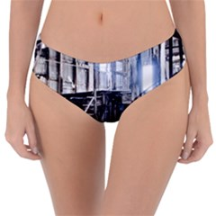 House Old Shed Decay Manufacture Reversible Classic Bikini Bottoms