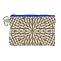 Kaleidoscope Online Triangle Canvas Cosmetic Bag (Large) View1