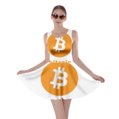 I Accept Bitcoin Skater Dress