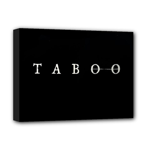 Taboo Deluxe Canvas 16  X 12