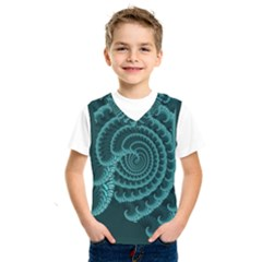 Fractals Form Pattern Abstract Kids  Sportswear