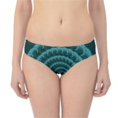 Fractals Form Pattern Abstract Hipster Bikini Bottoms by BangZart